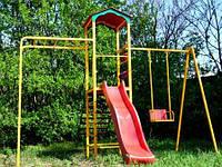 Детский спортивно-игровой комплекс«PlayGraund»