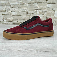 Vans Old Skool Bordo Black Gum