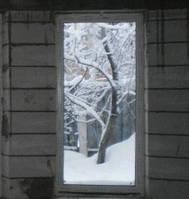 Одностворчатое «глухое» окно Киев