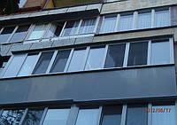 Окна Оболонь недорого. Пластиковые Окна Оболонский район купить. Балконы Оболонь, фото 1