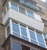 Французский балкон. Французское остекление цена.
