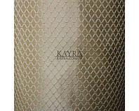 Kayra Штора с кружевным узором 10391