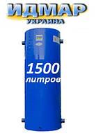 Аккумулирующий бак для котлов (буферная емкость) Идмар 1500 литров