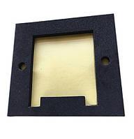 Изоляционная термозащитная прокладка для элемента Пельтье, Зеебека 40*40мм