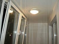 Внутренняя обшивка потолка на балконе недорого Киев, фото 1
