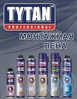 Пена монтажная Titan Киев. Монтажная пена Киев цена. Купить монтажную пену недорого.