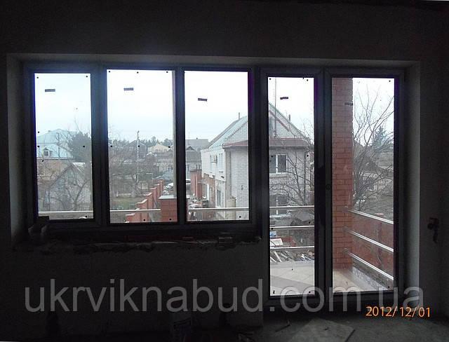 Окна Позняки купить. Балконы Позняки.