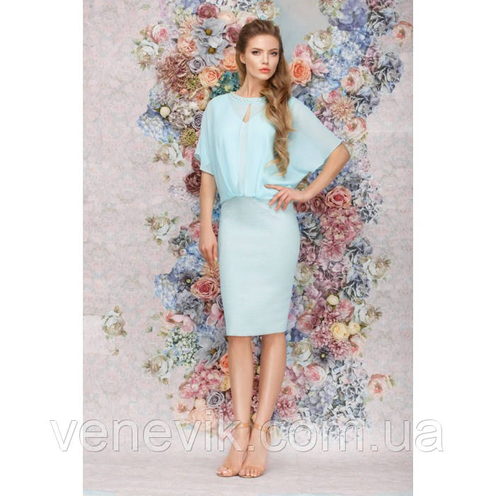 4cbd0b5c97c NIKA FASHION 3467 Платье (50