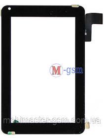 "Тачскрин (сенсорный экран) 7"" Prestigio Multipad PMP3370B (p/n: HOTATOUCH C097162A1, DRFPC065T-V1.0) черный"