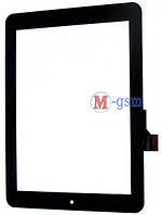 """Тачскрин (сенсорный экран 8""""  Prestigio MultiPad 2 PMP5580С,PMP5080CPRO черный"""