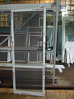 Дверная москитная сетка на петлях Премиум, фото 1