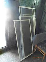 Москитные сетки на деревянные окна