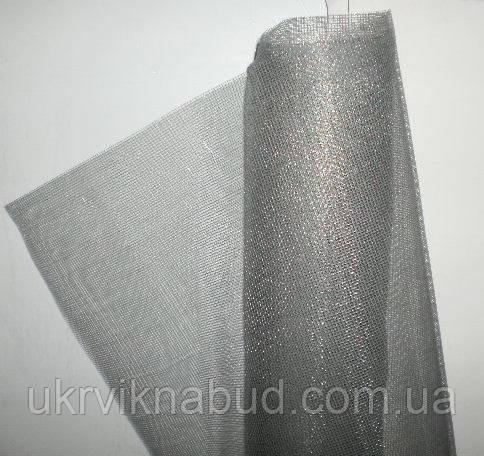 Москитное полотно Fiberglass для сеток 1,4 м*30м. Полотно в руллонах для москитной сетки