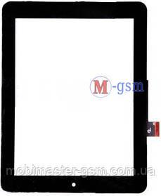 Тачскрин (сенсорный экран) Prestigio Multipad 2 Prime  (p/n: FPC-СТР-0800-014, FPC-CTP0800-021) черный