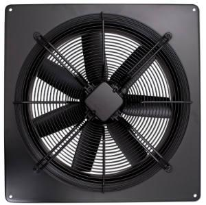 Настенный вентилятор Ziehl-abegg Ø 63 см // Big dutchman