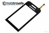 Оригинальный Сенсор (Тачскрин) для Samsung S5230 (Черный)