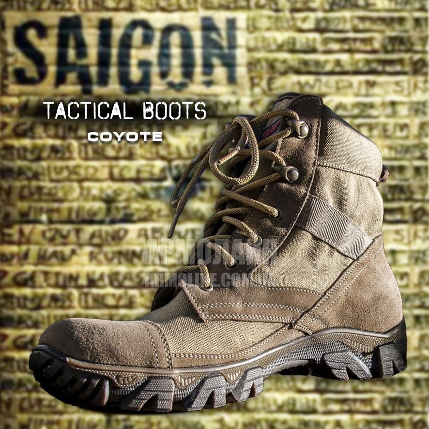 Кроссовки тактические (SAIGON) COYOTE Размеры 44, 45