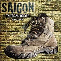 Кроссовки тактические (SAIGON) COYOTE Размеры 44, 45, фото 1