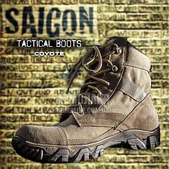 Кроссовки тактические (SAIGON) COYOTE (Размеры 44, 45)