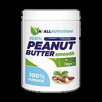 Замена питания ореховое(арахисовое) масло 100% Peanut Buter 1кг AllNutrition