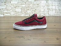 Vans Old Skool Bordo Black White