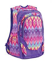 Рюкзак подростковый, School T-27 Rainbow