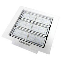Модульный светодиодный светильник для АЗС Maxus Combee Petrol 150W 16500Lm