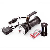 Светодиодный фонарь  Police T801-2-XPE,