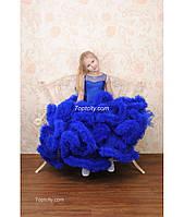 Платье детское нарядное Облако 4-5 лет