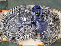 Рыболовная сеть АНТI, финка,  (ячейка 25), одностенная, для промышленного лова