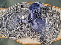Рыболовная сеть АНТI, финка,  (ячейка 35), одностенная, для промышленного лова