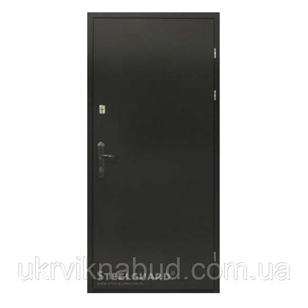 Дверь Входная Серия TEMPO 147-2 RAL 8019