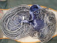 Рыболовная сеть АНТI, финка,  (ячейка 45,50), одностенная, для промышленного лова