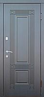 Металлическая входная дверь Серия RISOLA DO-19 Венге темный 148