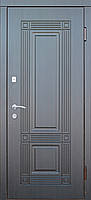 Металлическая входная дверь Серия«RISOLA»«DO-19»Венге темный 148