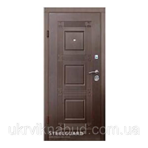 Дверь входная Серия RISOLA DO-18 венге темный 145