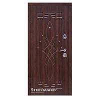 Элитные входные двери Серия MERIDIAN DO-16 Темный орех 110, фото 1