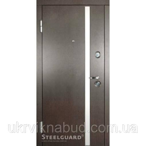Бронированные двери Серия «MAXIMA»«АV-1»  Венге темный 117