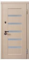 Бронированные двери Серия MAXIMA MILANO Венге светлый 117