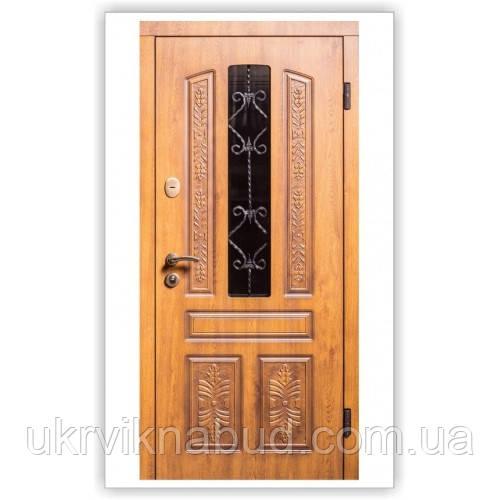 Двери бронированные Серия «SOLID» «Arbat» 106