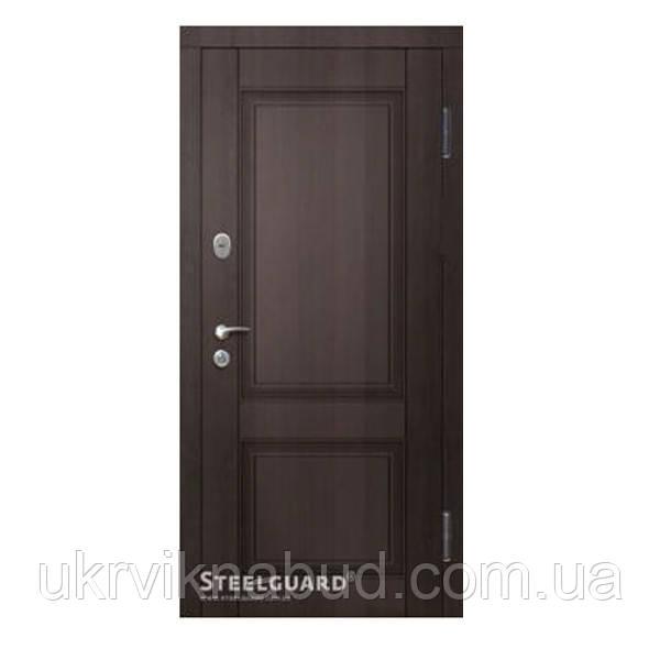 Двери бронированные Серия «RESISTO»«DO-30» Венге темный 157