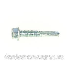Саморез по металлу Impax 5,5х32 без шайбы сверл.(3,0-12,0 мм), упак.-200 шт, ESSVE (Швеция)