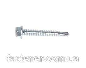 Саморез по металлу Impax 5,5х32 без шайбы сверл.(1,5-5,0) мм, упак.-200 шт, ESSVE (Швеция)
