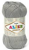 Турецкая пряжа для вязания Alize Bamboo Fine. Цвет 52