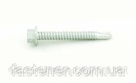 Саморез по металлу Impax 6,3х50 без шайбы CORRSEAL, св.(1,5-6,0 мм), упак.-150 шт,ESSVE (Швеция)