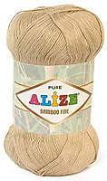 Турецкая пряжа для вязания Alize Bamboo Fine. Цвет 76