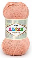 Турецкая пряжа для вязания Alize Bamboo Fine. Цвет 145