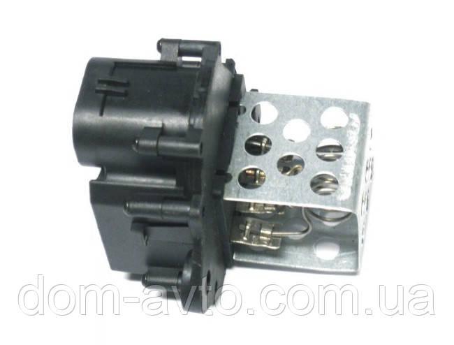 Реостат резистор вентилятора 9658508980 Peugeot 307 Citroen C4