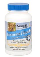 Витаминный комплекс Nutri-Vet Immune Health для собак, укрепление иммунитета, 60 таб
