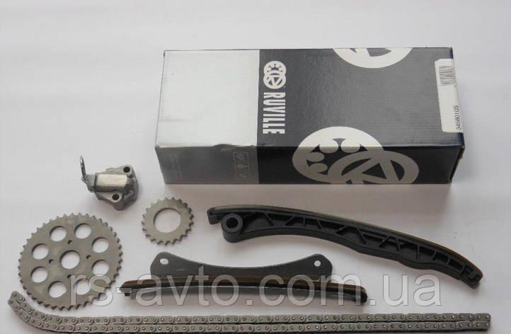 Комплект ГРМ Fiat Doblo, Фиат Добло 1.3jtd Ruville 34580.10s, фото 2